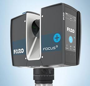 FARO® FOCUS 三维激光扫描仪
