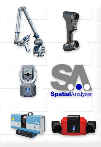 Laser Tracker /Scanner Rental